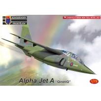 """Alpha Jet A """"QinetiQ"""" (1:72)"""
