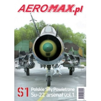 Aeromax nr specjalny 1  Su-22 arsenał vol.1