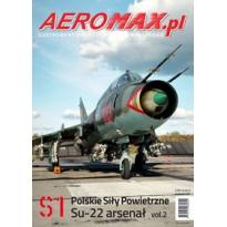 Aeromax nr specjalny 1 Su-22 arsenał vol.2