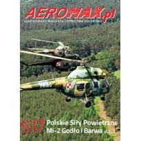 Aeromax nr specjalny 17 Mi-2 Godło i Barwa vol.1