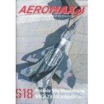 Aeromax nr specjalny 18 MiG-29 fotorejestr vol.1