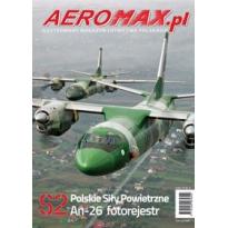 Aeromax nr specjalny 2  An-26 fotorejestr