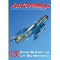 Aeromax nr specjalny 20 Lim-6bis fotorejestr vol.1