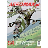 Aeromax nr specjalny 4  Mi-24 fotorejestr vol.1
