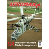 Aeromax nr specjalny 4  Mi-24 fotorejestr vol.2