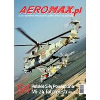 Aeromax nr specjalny 4 Mi-24 fotorejestr vol.3