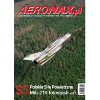 Aeromax nr specjalny 5 MiG-21R fotorejestr vol.1