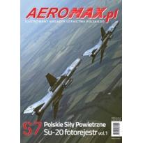 Aeromax nr specjalny 7 Su-20R fotorejestr vol.1