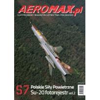 Aeromax nr specjalny 7 Su-20R fotorejestr vol.2