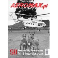 Aeromax nr specjalny 8 Mi-8 fotorejestr vol.1
