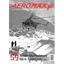 Aeromax nr specjalny 9 Mi-4 fotorejestr vol.1