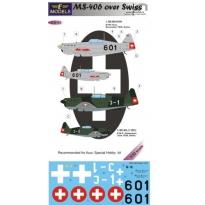 MS-406 over Swiss (1:32)
