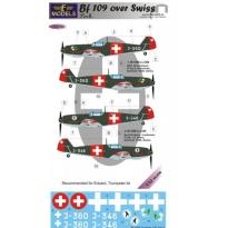 Bf 109 over Swiss II. (1:32)