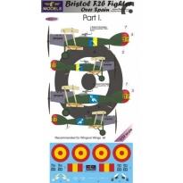 Bristol F.2b Fighter over Spain  Part I. (1:32)