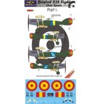 Bristol F.2b over Spain Part I. (1:72)