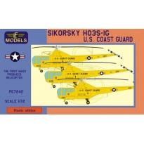Sikorsky HO3S-1G US Coast Guard (1:72)
