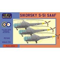 Sikorsky S-51 SAAF (1:72)