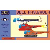 Bell H-13J/HUL-1 (US VIP Transport, US Navy, US Coast Guard) (1:72)