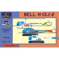 Bell H-13J-2 (Brazil, Chile, Argentina) (1:72)