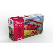 "Fokker Dr.I Triplane ""Red Baron"" - Limited Edition (1:32)"