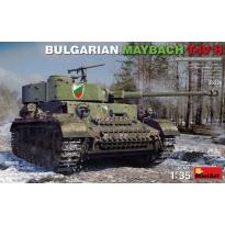 Bulgarian Maybach T-IV H (1:35)