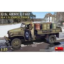U.S. ARMY G7107 4X4 1,5t Cargo Truck  (1:35)