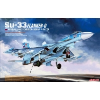 Su-33 Flanker-D (1:48)