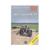 Militaria 501 10,5 cm leFH 18