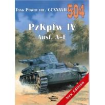 Militaria 504 Pzkpfw IV Ausf. A-E