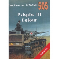 Militaria 505  Pzkpfw III Colour