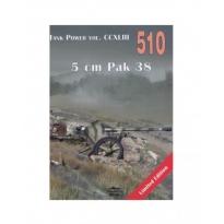 Militaria 510 5 cm Pak 38