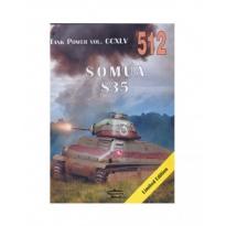 Militaria 512 Somua S35