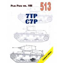 Militaria 513 7TP / C7P
