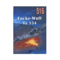 Militaria 516 Focke-Wulf Ta 154