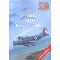 Militaria 520 Douglas TBD Devastator