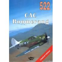 Militaria 522 CAC Boomerang