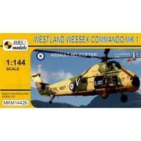 Westland Wessex Commando Mk.1 'Assault Helicopter' (1:144)