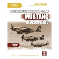North American Aviation P-51D/K  & F-6D Mustang. Rediscovered