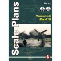 Scale Plans No.42 Me 410 (1:72,1:48)