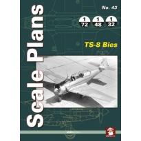 Scale Plans No.43 TS-8 Bies (1:72,1:48,1:32)