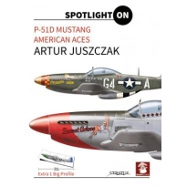 P-51D Mustang . American Aces