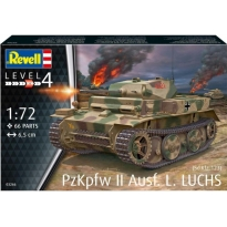 PzKpfw II Ausf. L Luchs (1:72)