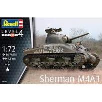 M4A1 Sherman (1:72)