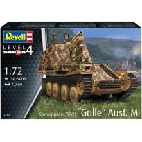 Sturmpanzer 38(t) Grille Ausf.M (1:72)