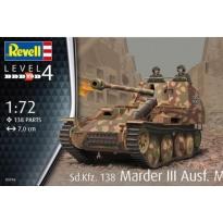 Sd.Kfz.138 Ausf.M Marder III (1:72)