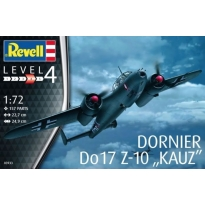 """Dornier Do17 Z-10 """"Kauz"""" (1:72)"""