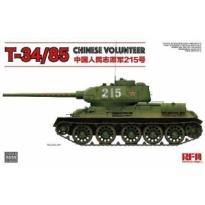 T-34/85 Chinese Volunteer (1:35)