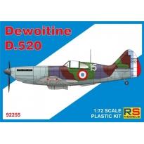 Dewoitine D.520 (1:72)