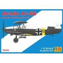 Arado Ar-66 (1:72)