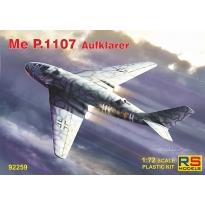Me P.1107 Long range jet bomber (1:72)